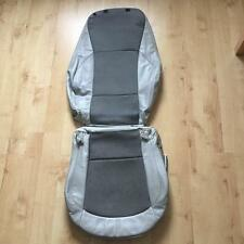 BMW Z4 E85 2002-2008 Driver R/H Leather Grey Seat Cover recovering from Germany