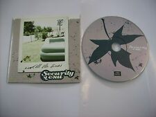SECURITY EXIT - ALL THE TIMES - CD EXCELLENT CONDITION