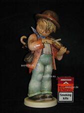 """+. Hummel Manufaktur 2/III """"Geigerlein"""", Junge spielt Geige Violin, groß"""