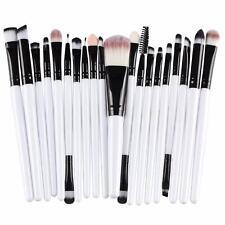 20pcs Makeup Brush Set Foundation Powder Toiletry Kit Wool Cosmetic Brushes N5