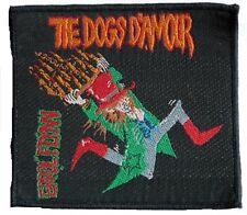 THE DOGS DAMOUR - Errol Flynn - Aufnäher / Patch - Neu - #7825