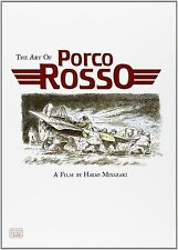 The Art Of Porco Rosso (Studio Ghibli Library) by Hayao Miyazaki HB