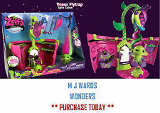 The Zelfs Venus Flytrap Spin Salon Playset - inc Tressa Hairdresser 17cm Figure