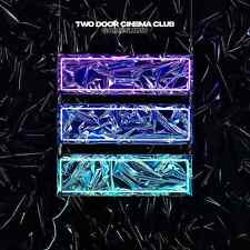 TWO DOOR CINEMA CLUB - GAMESHOW - NEW DELUXE 2 CD ALBUM