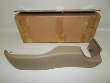 New OEM 1999 Ford Windstar Cover Seat Back Latch Rear 3rd Row Bench Tan Beige