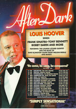 LOUIS HOOVER : Concert FLYER 2006 -Wallstreet Crash-