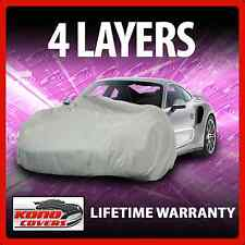 For Nissan 370Z 4 Layer Car Cover Fitted In Out Door Water Proof Rain Snow Dust