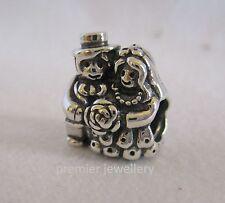 Authentic Genuine Pandora Bride & Groom Charm 791116