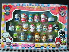 2001 Sanrio Japan PUROLAND MUSEUM Hello Kitty figures decoration friends Doll