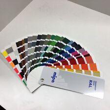 Mipa RAL Farbfächer Farbkarte