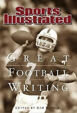 Great Football Writing Sports Illustrated 1954 - 2006 Book Hardcover Dust Jacket