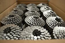 "Stainless Steel Pneumatic Coil Nails 1 1/2"", 7200 pcs"