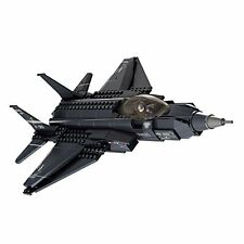 Sluban M38-B0510 Military Blocks Army Bricks Toy - F-35 Lighting II Fighter Jet