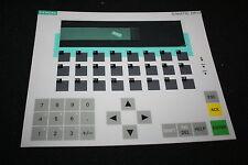 Membran membrane Siemens Simatic multi Panel OP17 DP 6AV3 617-1JC20-0AX1