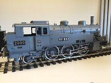 KM1 locomotora vapor BR 75 933 limitado sonido digital Humo para Beso Märklin