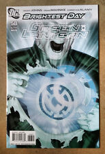 GREEN LANTERN #58 BRIGHTEST DAY 1ST PRINT-GENE HA 1:10 VARIANT DC COMICS (2010)