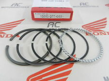 Honda CB 400 Four Kolbenring Satz Kolbenringe Original neu ring set piston new