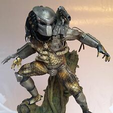 SIDESHOW PREDATOR DIORAMA Statue Maquette - Excellent Condition MIB #250 of 600