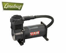 Viair 380C Stealth Black 12 Volt Air Compressor Kit (200PSI) Air Ride Air Lift
