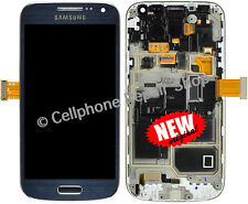 Samsung Galaxy S4 Mini I9195 LCD Display Screen Touch Panel Digitizer Lens Frame