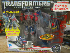TRANSFORMER ULTIMATE CLASS OPTIMUS PRIME NIGHTWATCH MEGATRON BRAWL DOTM MECHTECH