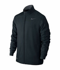 NEW NIKE MEN'S DRI FIT TRAINING TEAM WOVEN JACKET BLACK SIZE L 688493 010
