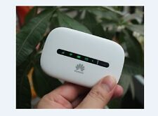 E5330 3G MOBILE BROADBAND WIFI MIFI HOTSPOT MODEM UNLOCKED TO ALL SIMS WORLDWIDE