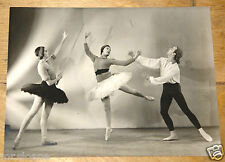 MARGOT FONTEYN VINTAGE GORDON ANTHONY ORIGINAL BALLET PHOTO W/ ROBERT HELPMANN 8