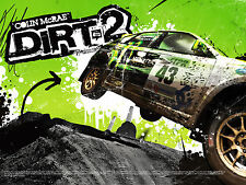 Colin MCRAE DIRT 2 Steam Key (COLLECTOR GAME/ULRA RARE)