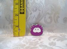Walt Disney PURPLE PENGUIN PUFFLE CLUB BOOSTER TRADING PIN