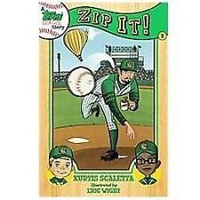 A Topps League Story: Book Three: Zip It!-ExLibrary