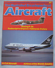 The Illustrated Encyclopedia of Aircraft Issue 69 Boeing P-26 cutaway drawing