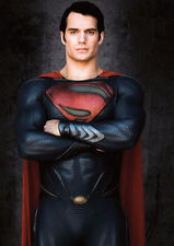 Superman Man of Steel Henry Cavill POSTER #2