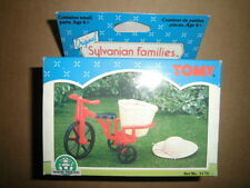 Maple town Bike Set Bicycle SYLVANIAN FAMILY FOREST FAMILIES Tomy GP