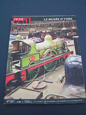 vie du rail 1976 1531 YORK BRITISH NATIONAL RAILWAY MUSEUM CHATILLON CHALARONNE