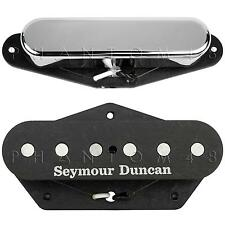 Seymour Duncan Hot Tele Set Telecaster Neck/Bridge Guitar Pickups - BRAND NEW