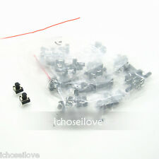 60Pcs 12-value 6*6mm Dip 4pin Tactile Push Button Switch Momentary Tact Kit Set