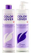 FRAMESI Color Lover Volume Boost Shampoo & Conditioner 16.9 fl oz duo