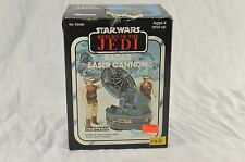 Vintage Kenner Star Wars ESB ROTJ Radar Laser Cannon MIB Unused