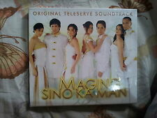 Maging Sino Ka Man - Original Teleserye Soundtrack - OPM - Sealed