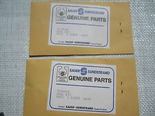 SAUER -SUNDSTRAND 9510048 SEAL KIT (2 KITS) – NOS