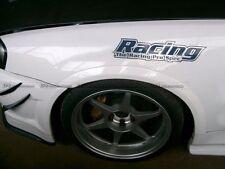 Front & Rear Fender Flare Arch Super AC Kit For Nissan Skyline R34 GTR FRP Fiber