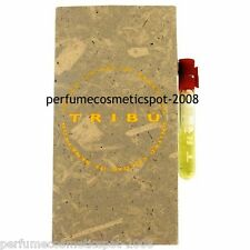 2 TRIBU by UNITED COLORS OF BENETTON SAMPLE VIAL .04 OZ / 1.2 ML EAU DE TOILETTE
