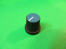 Blue Mixing Board Press On Potentiometer Knob From A Carvin MX1622 Mixer