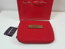 LANCEL France small waist / belt bag / handbag - 100% authentic rrp$300+[#B5]