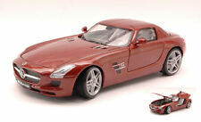 Mercedes SLS AMG 2010 Chocolate 1:18 Model MOTORMAX