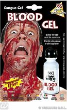 VAMPIRE ZOMBIE BLOOD GEL MAKE UP FILM TV FANCY DRESS HALLOWEEN EFFECTS NEW