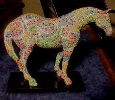 Caballo Brillante Horse Figurine The Trail of Painted Ponies 2003