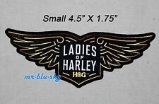 Harley Davidson - Small Harley Owners Group HOG Ladies Of Harley Patch