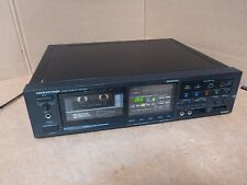 Onkyo Integra TA-2047 Cassette Deck, Dolby B & C, Real time counter, Serviced.